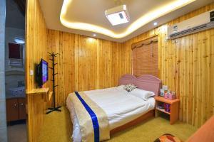 Zhaoxiahong Art hotel, Alloggi in famiglia  Wujiaqiao - big - 12