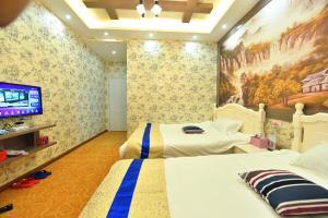 Zhaoxiahong Art hotel, Alloggi in famiglia  Wujiaqiao - big - 10