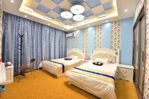 Zhaoxiahong Art hotel, Alloggi in famiglia  Wujiaqiao - big - 3