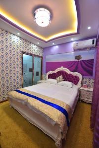 Zhaoxiahong Art hotel, Alloggi in famiglia  Wujiaqiao - big - 41