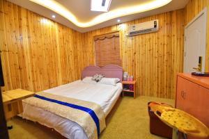 Zhaoxiahong Art hotel, Alloggi in famiglia  Wujiaqiao - big - 37