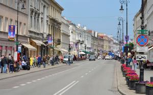 Puzzle Apart, Ferienwohnungen  Warschau - big - 15