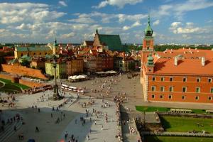 Puzzle Apart, Ferienwohnungen  Warschau - big - 13