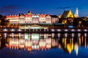 Puzzle Apart, Ferienwohnungen  Warschau - big - 12