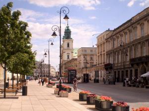 Puzzle Apart, Ferienwohnungen  Warschau - big - 29