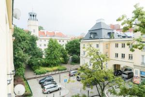 Puzzle Apart, Ferienwohnungen  Warschau - big - 23
