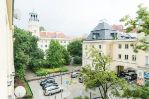 Puzzle Apart, Апартаменты  Варшава - big - 23