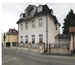 Ferienhaus Villa Garden Dunajská Streda Slowakei