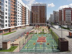 Апартаменты в квартале художников, Apartmanok  Jekatyerinburg - big - 8