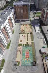 Апартаменты в квартале художников, Apartmanok  Jekatyerinburg - big - 7