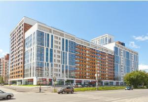 Апартаменты в квартале художников, Apartmanok  Jekatyerinburg - big - 6