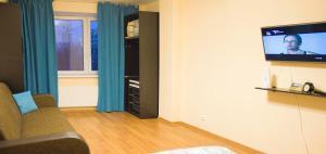 Апартаменты в квартале художников, Apartmanok  Jekatyerinburg - big - 5
