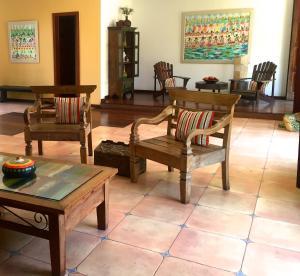 Pousada Caminho do Sol, Vendégházak  Arraial do Cabo - big - 36