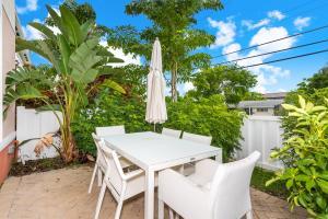 Santa Barbara Villas #1B Townhouse, Case vacanze  Pompano Beach - big - 13