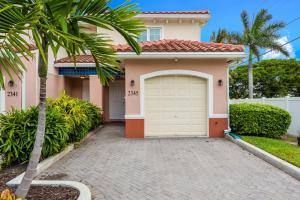Santa Barbara Villas #1B Townhouse, Prázdninové domy  Pompano Beach - big - 12