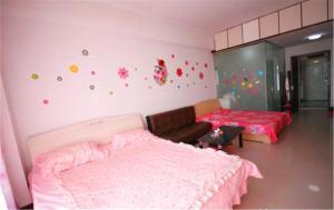 Hohhot Aishang Apartment, Apartmány  Hohhot - big - 5