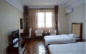 Hohhot Coco Apartment, Appartamenti  Hohhot - big - 2