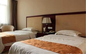 Hohhot Kaiji International Business Hotel, Отели  Хух-Хото - big - 12