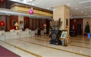 Hohhot Kaiji International Business Hotel, Отели  Хух-Хото - big - 11