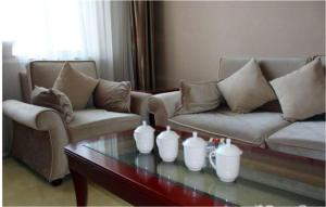 Hohhot Kaiji International Business Hotel, Отели  Хух-Хото - big - 9