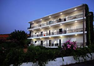 Sea View Aparthotel, Apartmanhotelek  Káto Daráco - big - 8