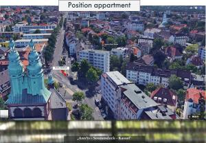 Annys Sonnendeck, Apartmány  Kassel - big - 33