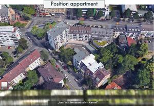 Annys Sonnendeck, Apartmány  Kassel - big - 32
