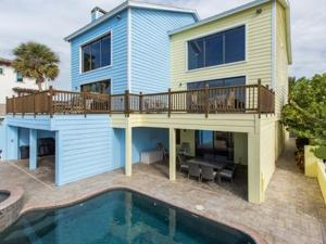 Shell Haven 1 Townhouse, Dovolenkové domy  St Pete Beach - big - 19