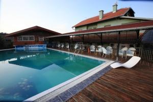 Hotel Dunav, Отели  Сремски-Карловци - big - 1