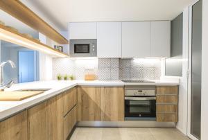 The Lucky Flats - Luceros, Apartments  Alicante - big - 27