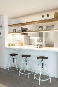 The Lucky Flats - Luceros, Apartments  Alicante - big - 25