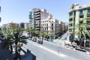 The Lucky Flats - Luceros, Apartments  Alicante - big - 24