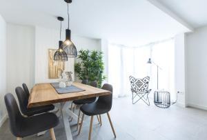 The Lucky Flats - Luceros, Apartments  Alicante - big - 13