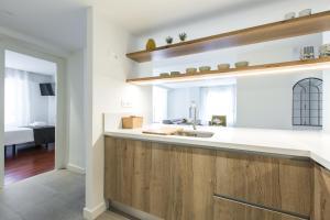 The Lucky Flats - Luceros, Apartments  Alicante - big - 36