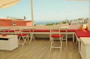 Quarante Teras - Adult Only, Homestays  Bozcaada - big - 17
