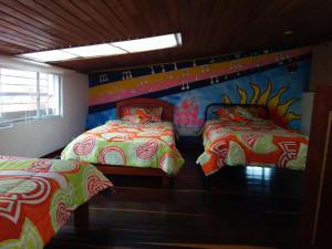 Casa las Violetas, Guest houses  Bogotá - big - 6