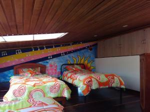 Casa las Violetas, Гостевые дома  Богота - big - 9
