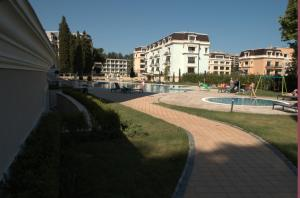Luxury Apartment in Carpe Vita complex, Apartments  St. St. Constantine and Helena - big - 29