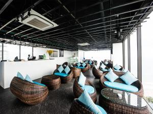 Adamo Hotel, Отели  Дананг - big - 77