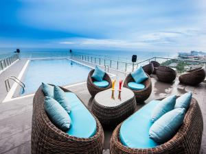 Adamo Hotel, Отели  Дананг - big - 46