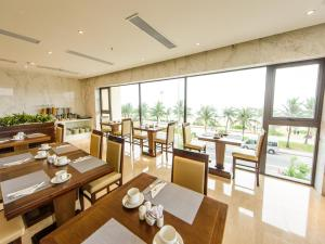 Adamo Hotel, Отели  Дананг - big - 73