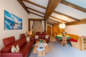 Chesa La Furia, Ferienwohnungen  Pontresina - big - 38