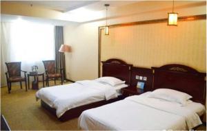 Hohhot Yizheng Hotel, Hotels  Hohhot - big - 12
