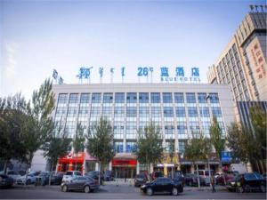 26℃ Blue Hotel Juhai Branch, Hotels  Hohhot - big - 1
