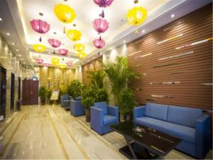 26℃ Blue Hotel Juhai Branch, Hotels  Hohhot - big - 9