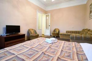 Home Hotel Apartments on Lva Tolstogo - фото 26
