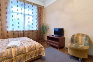 Home Hotel Apartments on Lva Tolstogo - фото 25