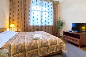 Home Hotel Apartments on Lva Tolstogo - фото 21