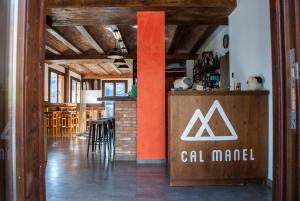 Alberg Cal Manel, Hostels  Saldés - big - 38