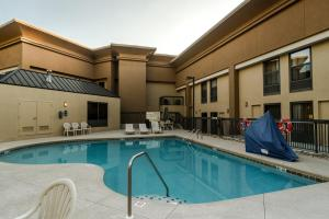 Hampton Inn Caryville-I-75/Cove Lake-State Park, Hotel  Caryville - big - 13